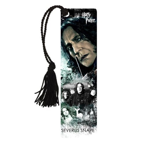 Harry Potter Snape Bookmark