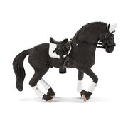 Horse Club Frisian Stallion Riding Tournament Collectible Figure