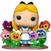 Alice in Wonderland 70th Anniversary Alice with Flowers Deluxe Pop! Vinyl Figure