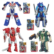 Transformers Age of Extinction Power Battlers Wave 2 Set