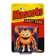 Major League Baseball Mascots Crazy Crab (San Francisco Giants) ReAction Figure