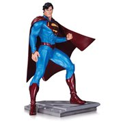 Superman Man of Steel by Cully Hamner Statue