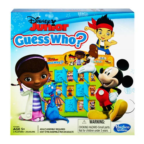 Disney Junior Guess Who? Game