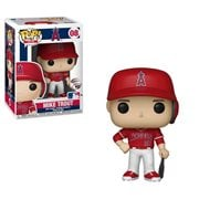 MLB Los Angeles Angels Mike Trout New Jersey Pop! Vinyl Figure