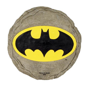 Batman Logo Stepping Stone, Not Mint