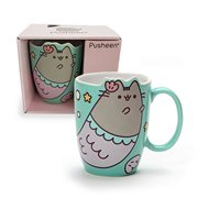 Pusheen the Cat Pusheen Mermaid 12 oz. Mug