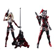 DC Comics Variant Harley Quinn Play Arts Kai Action Figure