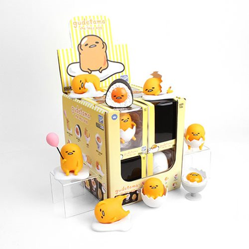 Gudetama Series 2 Vinyl Figure Display Case