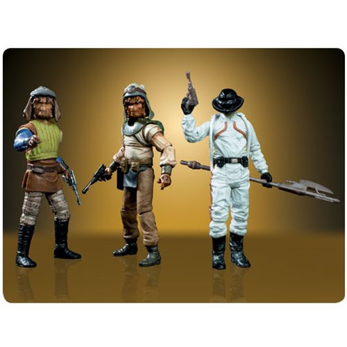 Star Wars Vintage Collection Skiff Guard Action Figure Set