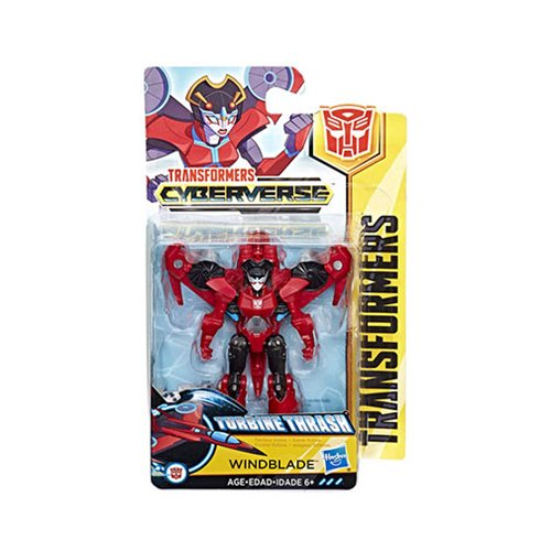 Transformers Cyberverse Scout Wave 2 Case