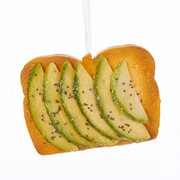 Avocado Toast 4 1/2-Inch Ornament