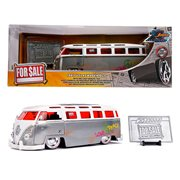 Jada 20th Anniversary Wave 3 For Sale 1962 Volkswagen Bus 1:24 Scale Die-Cast Metal Vehicle