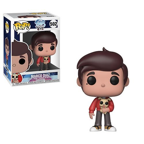 Star vs. the Forces of Marco Diaz Pop! Vinyl Figure #502
