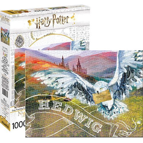 Harry Potter Hedwig 1,000-Piece Puzzle