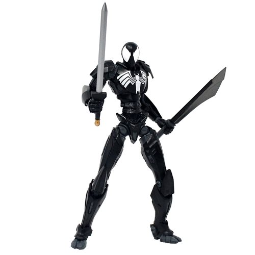 Spider-Man Mecha Symbiote Variant 10-Inch Action Figure