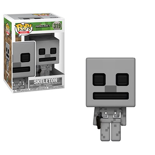 Minecraft Skeleton Pop! Vinyl Figure #319