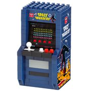 Space Invaders Arcade Machine Nanoblock Constructible Figure