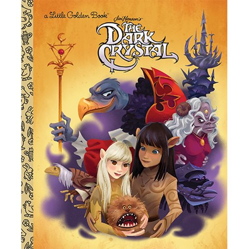 The Dark Crystal Little Golden Book