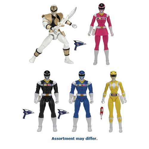 Power Rangers Legacy 6-Inch Wave 3 Action Figure Case