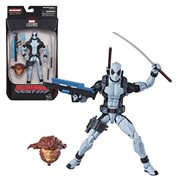 Deadpool Marvel Legends 6-Inch X-Force Deadpool Action Figure