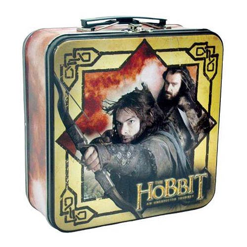 The Hobbit An Unexpected Journey Kili the Dwarf Tin Tote