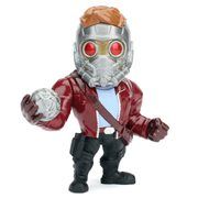 Guardians of the Galaxy Star-Lord 4-Inch Metals Die-Cast Action Figure