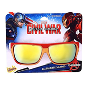 Captain America: Civil War Team Stark Sun-Staches