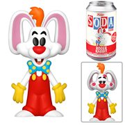 Roger Rabbit Roger Vinyl Soda Figure