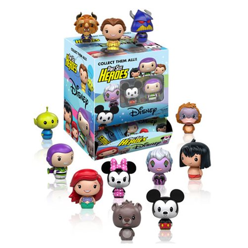 Disney Pint Size Heroes Mini-Figure Random 6-Pack