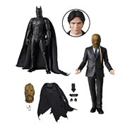Batman Begins Scarecrow MAFEX Action Figure, Not Mint
