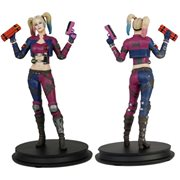 DC Injustice Harley Quinn Pink Costume Deluxe Statue - Previews Exclusive