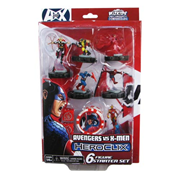 Avengers vs. X-Men Marvel HeroClix Avengers Game Starter Pack
