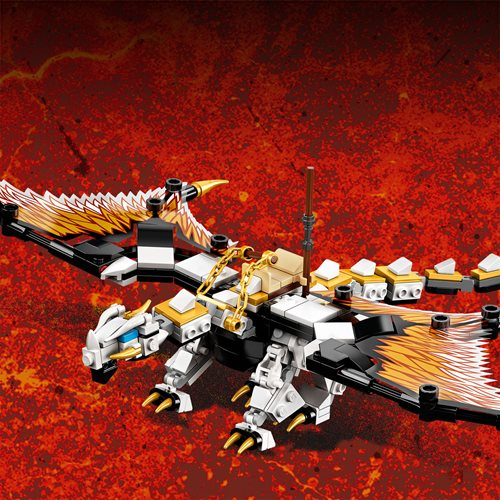 LEGO 71718 Ninjago Wu's Battle Dragon