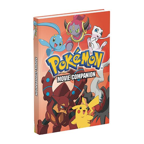 Pokemon Movie Companion Hardcover Book