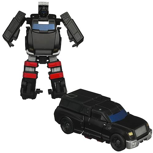 Transformers Trailcutter (Trailbreaker) Legends Figure
