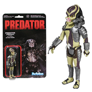 Predator Closed Mouth Predator ReAction 3 3/4-Inch Retro Action Figure