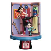 Wreck-It Ralph 2 Mulan DS-054 D-Stage 6-Inch Statue