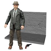 Gotham TV Series Detective Harvey Bullock Select Action Figure, Not Mint