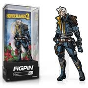 Borderlands 3 Zane FiGPiN Enamel Pin