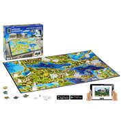 National Geographic Ancient Greece 4D Puzzle