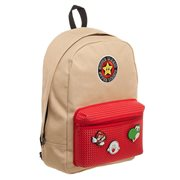 Super Mario Patches Backpack