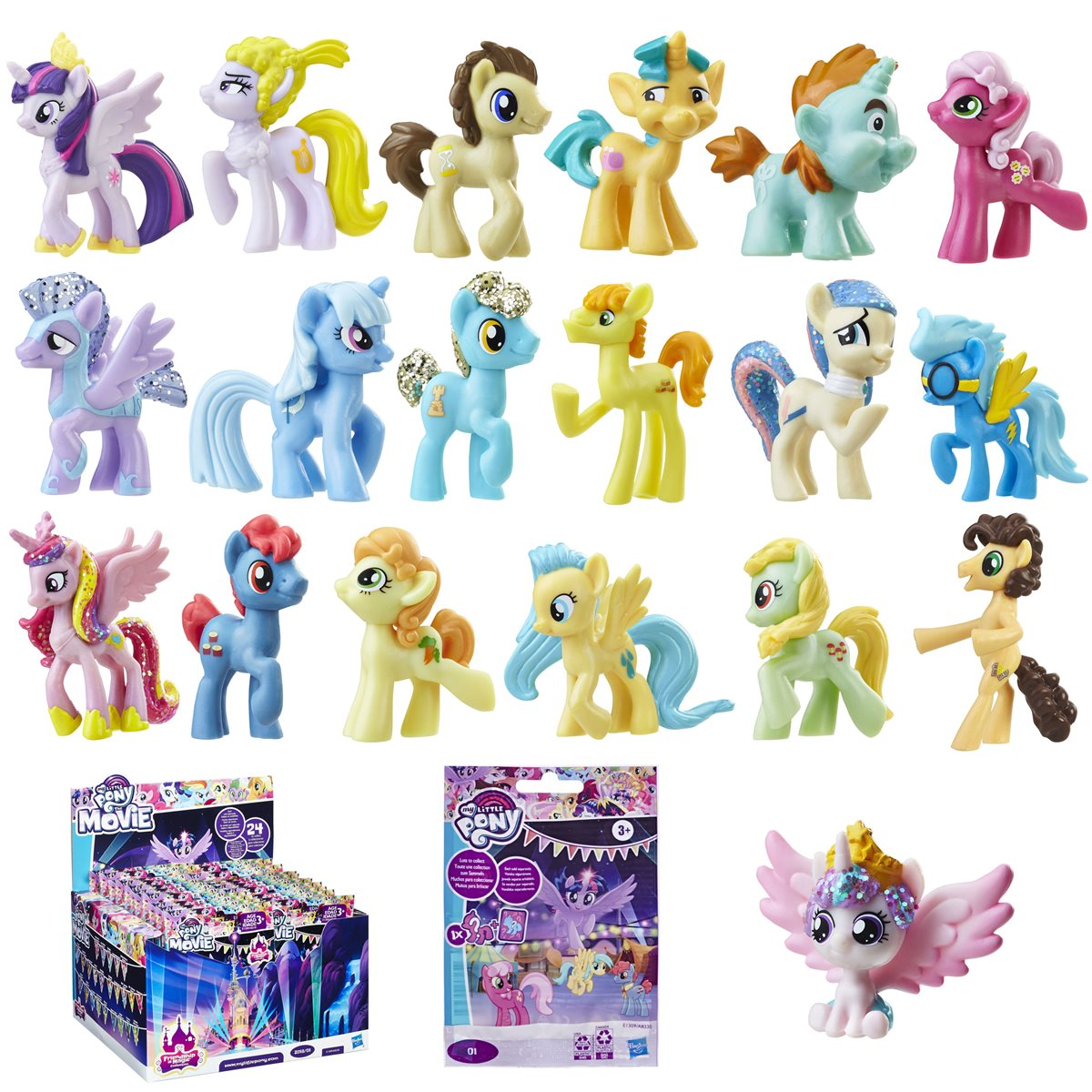 My Little Pony Movie Blind Bags Cheaper Than Retail Price Buy Clothing Accessories And Lifestyle Products For Women Men