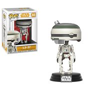 Star Wars Solo L3-37 Pop! Vinyl Bobble Head, Not Mint