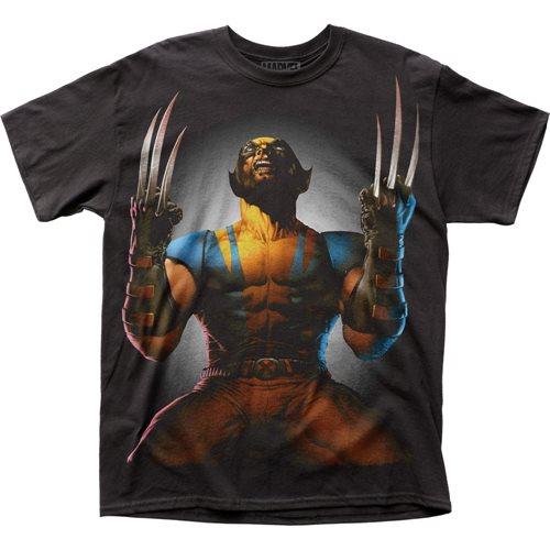 Wolverine Claws Drawn T-Shirt
