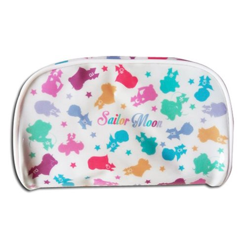 Sailor Moon Scouts Cosmetic Bag