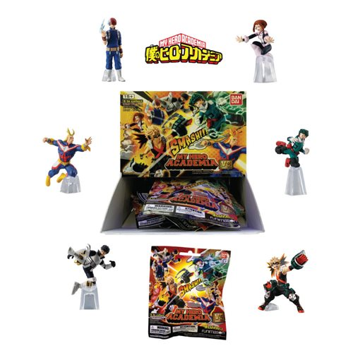 My Hero Academia 3 1/2-Inch Mini-Figure Random 4-Pack