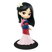Mulan Gown Q Posket Statue