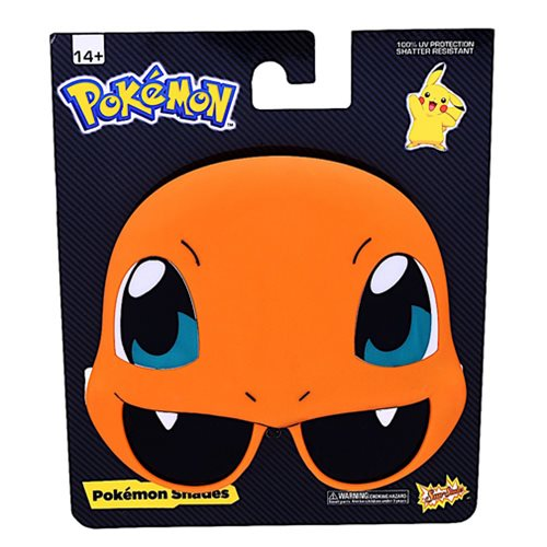 Pokemon Charmander Sun-Staches