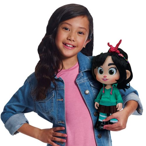 Wreck-It Ralph 2 Talking Vanellope Doll