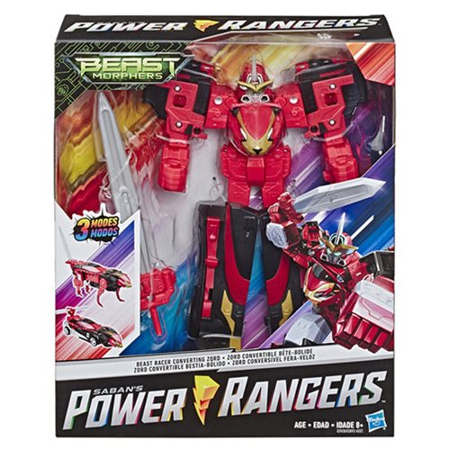 Power Rangers Beast Morphers Triple Converting Zords Wave 1